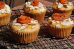 Mandel-Marillen-Cupcakes (vegan)