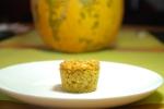 Kürbis-Matcha-Cupcakes / Pumpkin-Matcha-Cupcakes