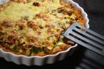 Linsen-Zucchini-Tarte
