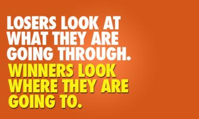 losers winners