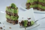 Rohe Avocado Nuss-Torte / Raw avocado-nut-cake