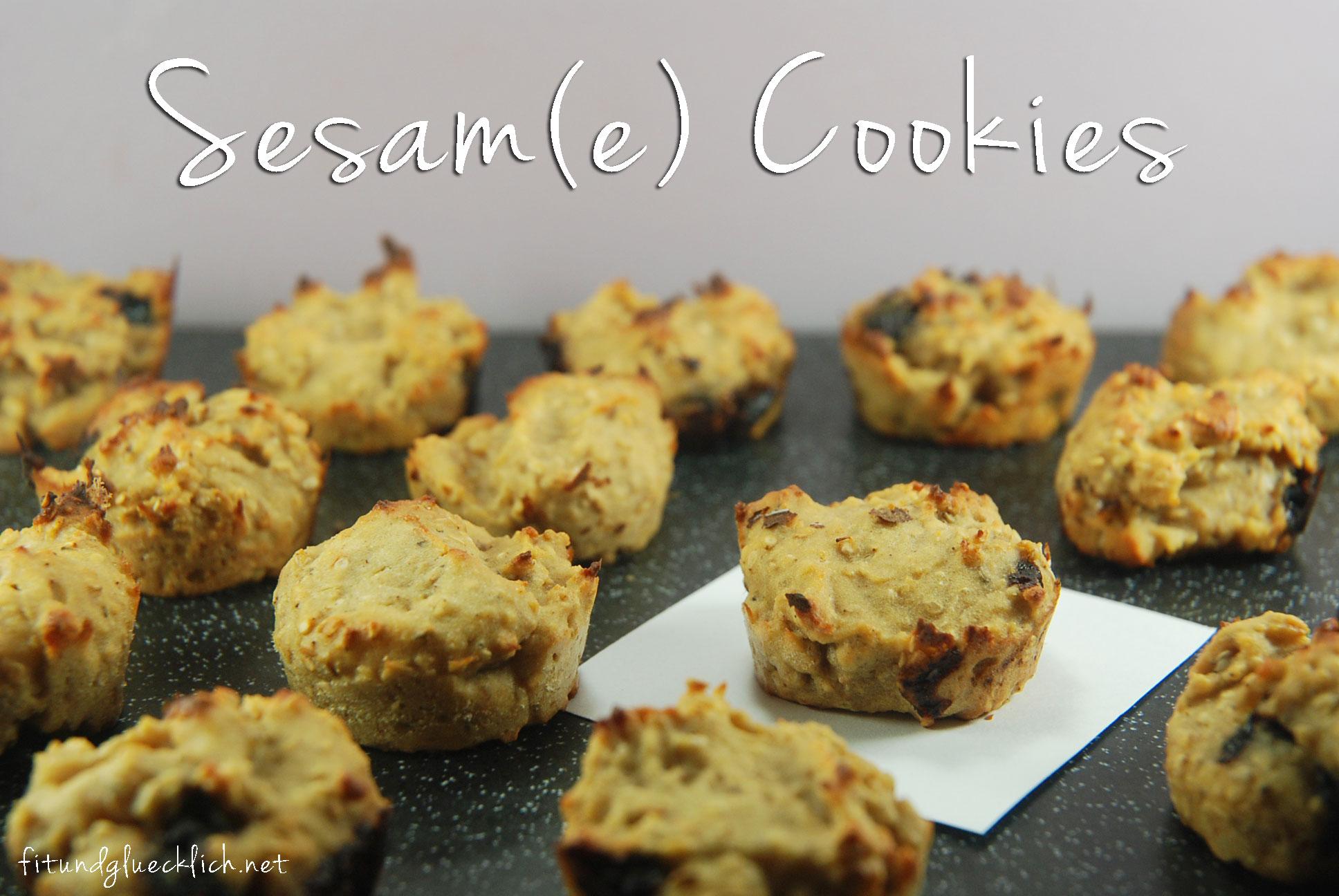 Sesam-Cookies