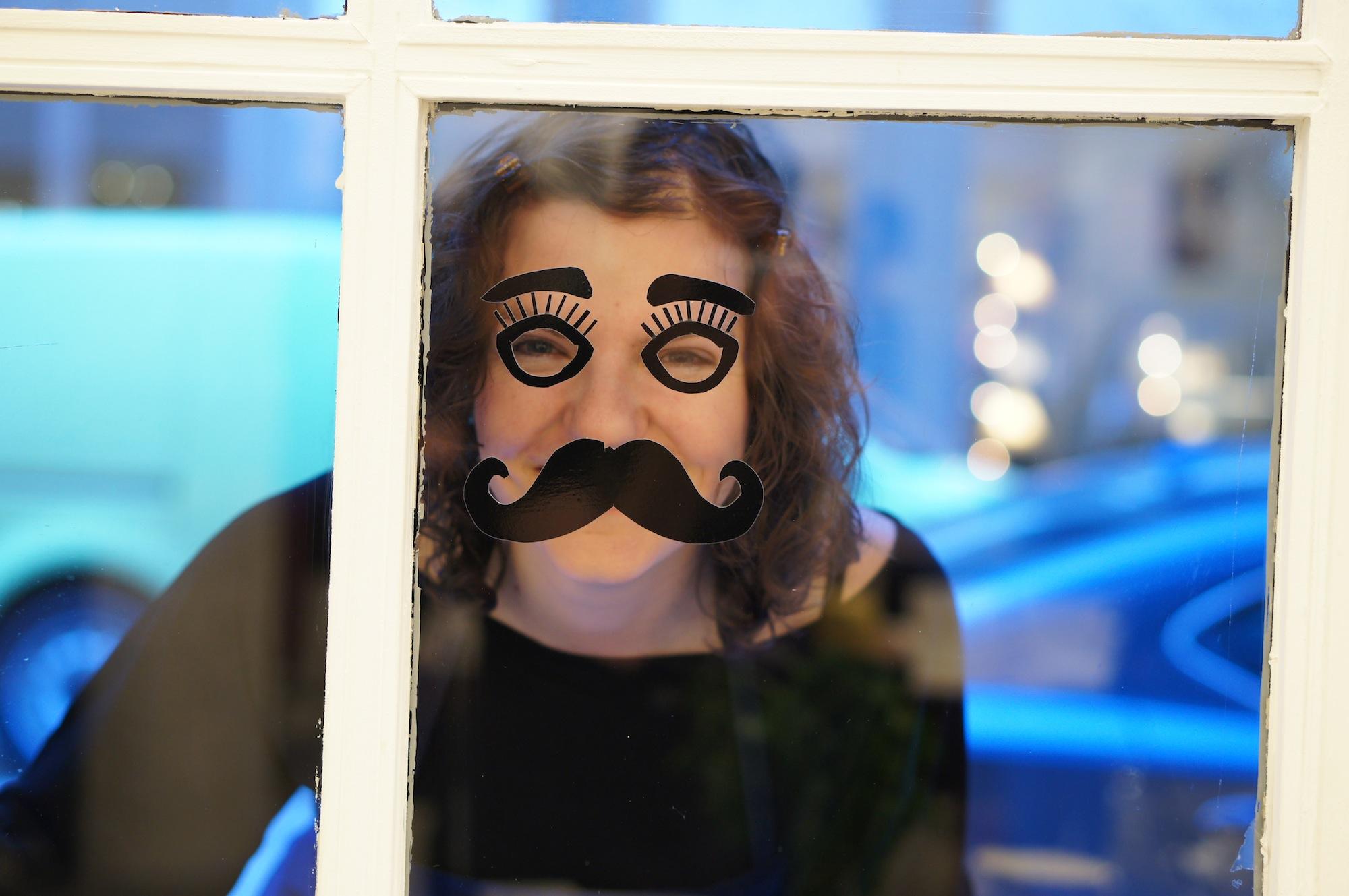 ulli moustache