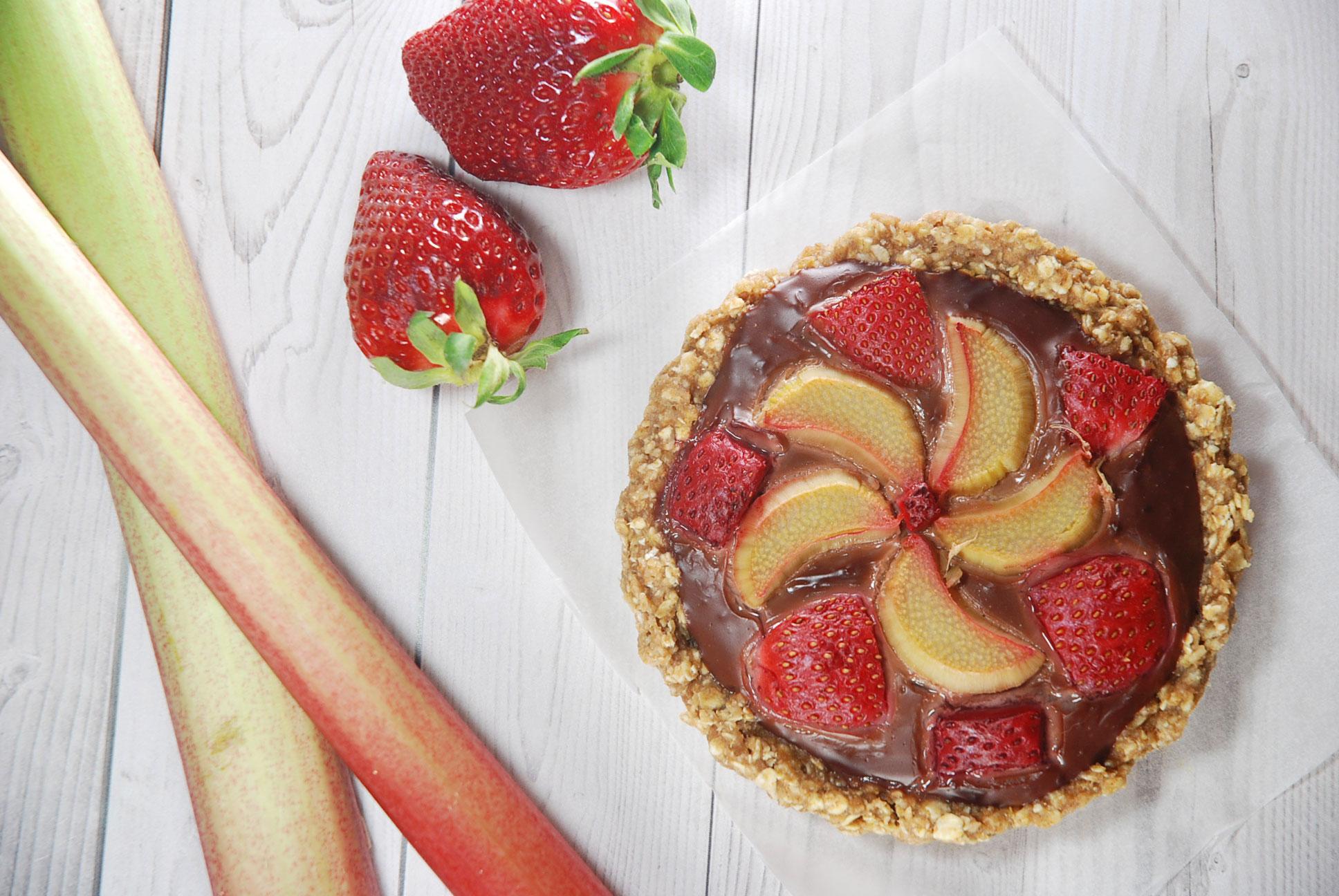 Erdbeer-Rhabarber-Tartelettes-2