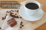 Gesundes Kaffee-Fudge / Clean Eating Coffee Fudge