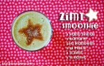 Zimtstern-Smoothie / Cinnamon-Star-Smoothie
